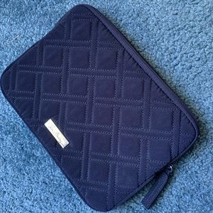 Vera Bradley zippered sleeve for iPad mini, etc.